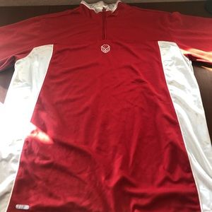 Thick double layer Nike pullover shortsleeved